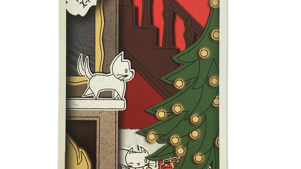 Kaart Merry Xmas