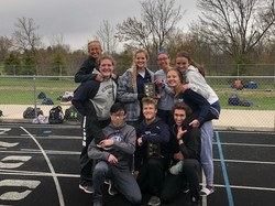 Track 2019 Seniors
