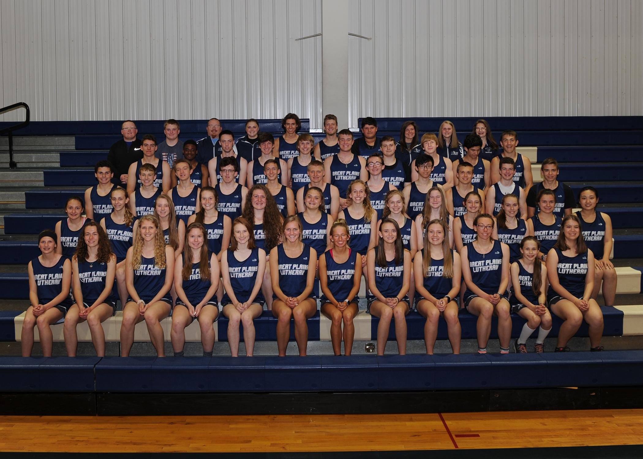 GPLHS Track Team