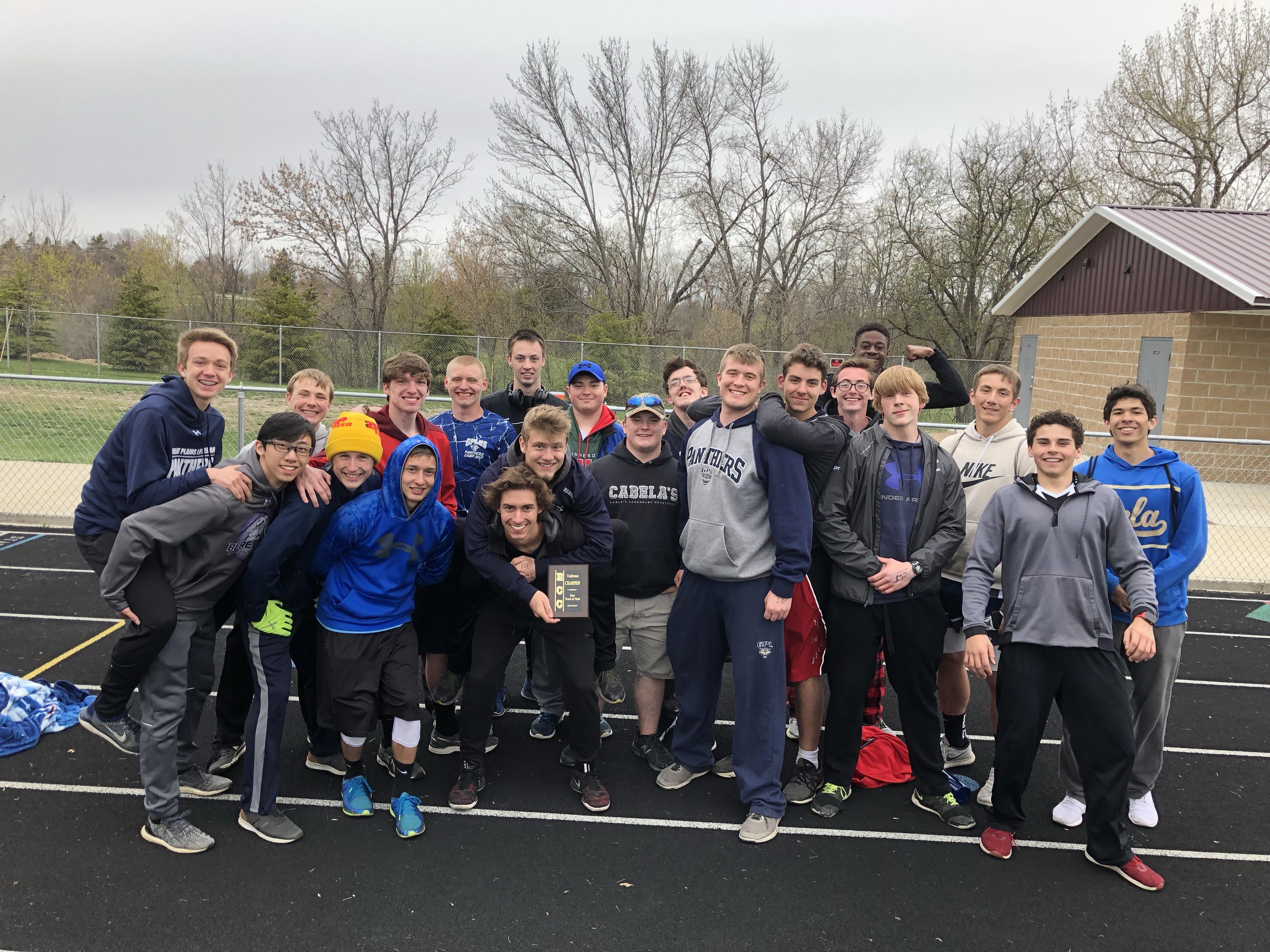 Boys Track 2019