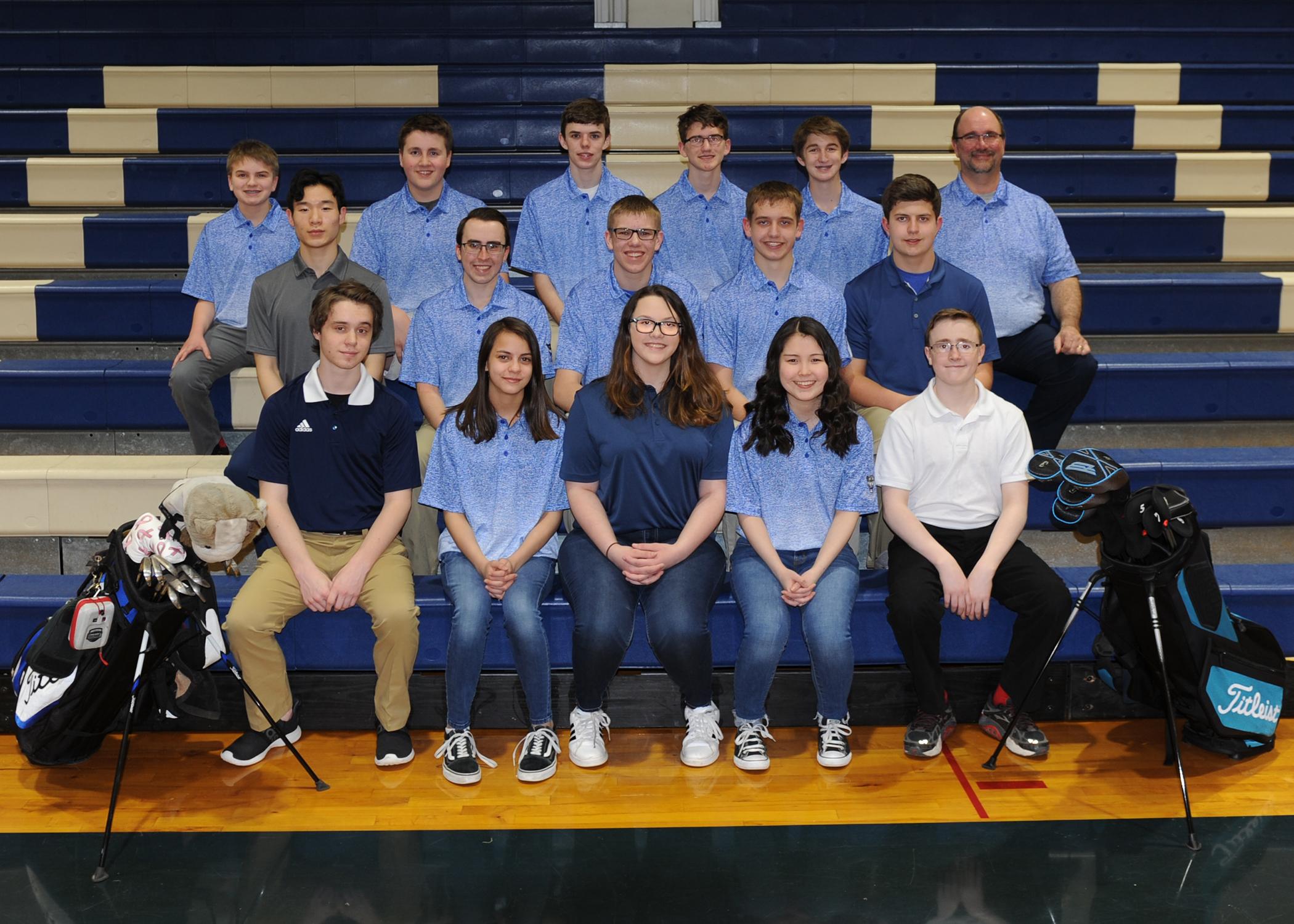GPLHS Golf Team