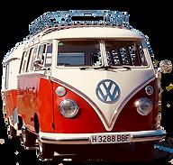 VW Bulli Brautauto
