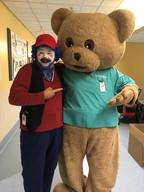 Hubert and Dr Goodbear
