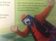 Hubert in brochure