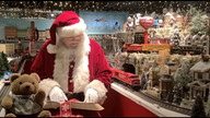 Oh oh .. Santa is ...Checking the List.