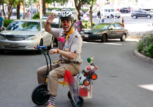 TCI Trike