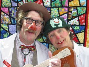 Doc Willikers and Fizzie