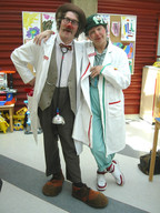 Doc and Fizzie