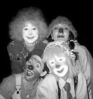 Clowns circa 2002