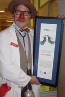 Doc receives the Robo Award in 2006.