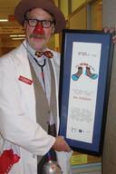Doc receives the Robo Award in 2006.