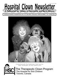 Therapeutic Clown Program at SickKids