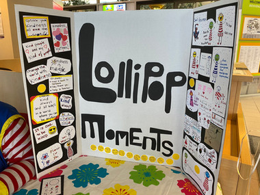 CHEO Lollipop Moments day to celebrate kindness and small moments that make profound impacts on one another!