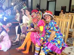 TCI Cuban Congress of Therapeutic clowns