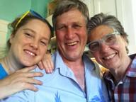Melissa A, Paul and Sand 2018 Healthcare Clowning International Meeting, Vienna, Austria