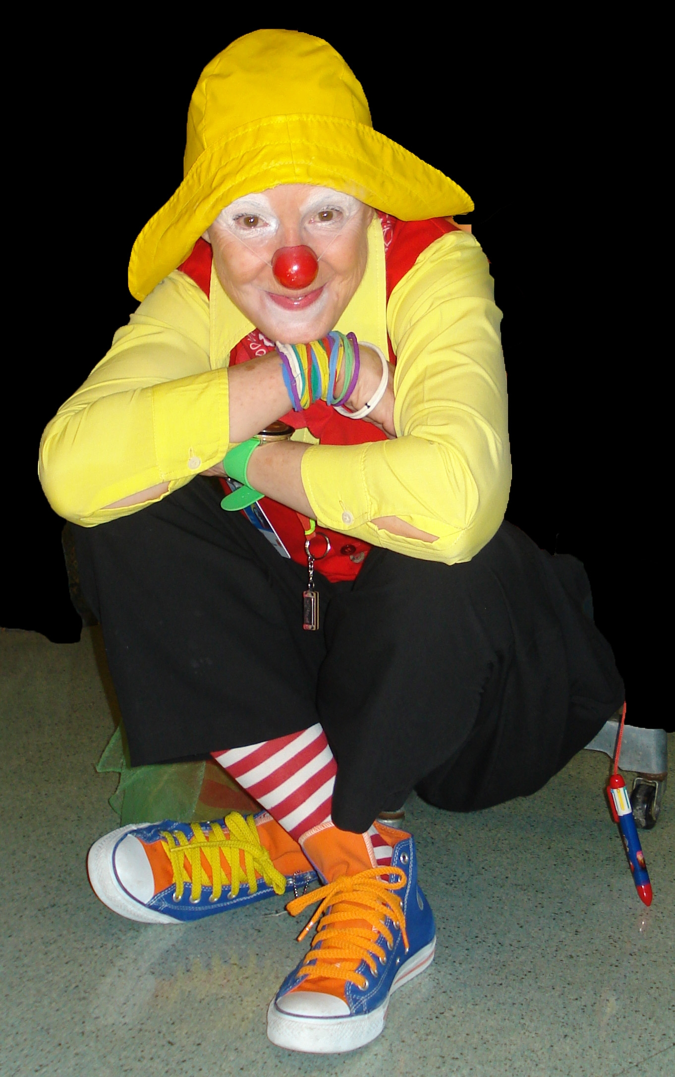 Bunky (Therapeutic Clowns Int'l)