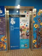 2015 Onri on elevator display