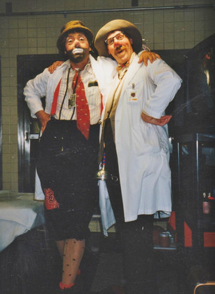 Dr. Stubs and Doc Willikers 1995.jpg