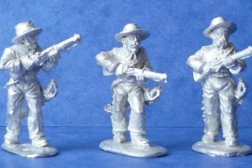 Presidial Troopers on foot