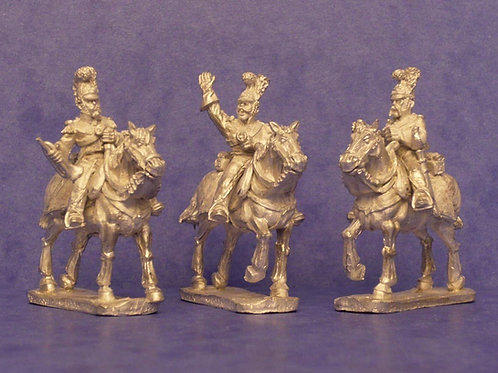Mexican Regular Cavalry Command