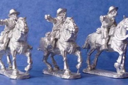 Presidial Troopers mounted