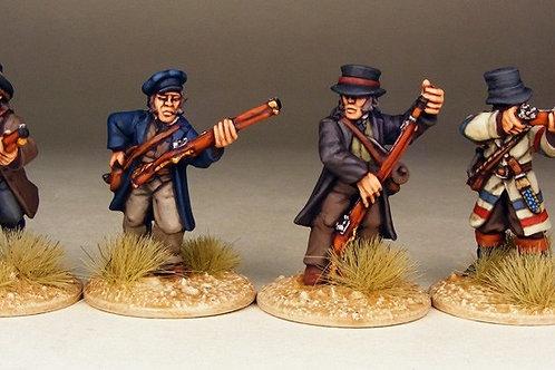 Texians in Frock Coats