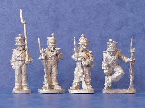 Mexican Sentries
