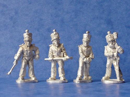 Mexican Artillery Crew