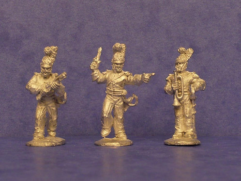 Mexican Regular Cavalry Dismounted Command