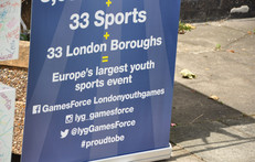 WRS as featured and the London Youth Games for over seven years