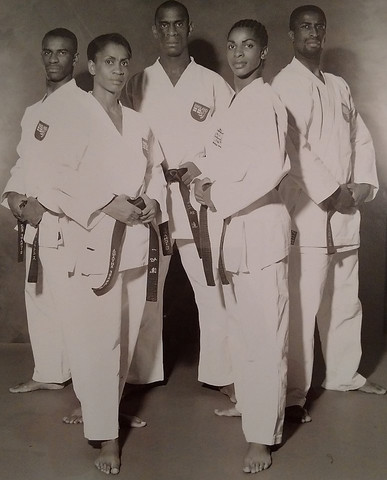 Francis Karate Family