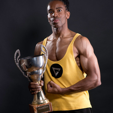 UK's 1st Gladiator Champion