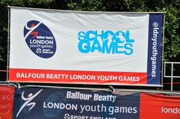 LONDON YOUTH GAMES LYG