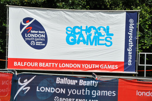 LONDON YOUTH GAMES LYG