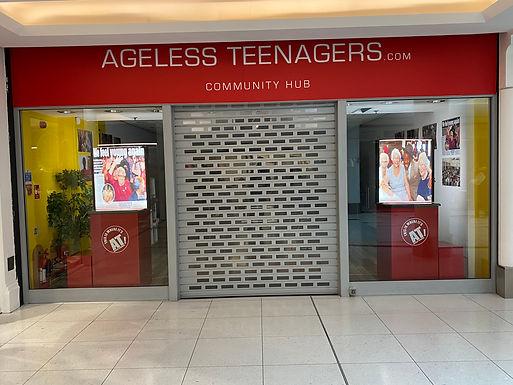 Ageless Teenagers 2020