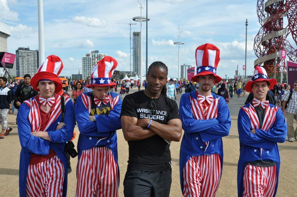 WEININGER @ 2012 OLYMPICS