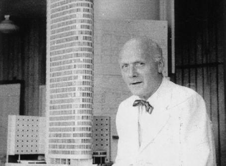 Conheça mais sobre Franz Heep, o arquiteto que projetou o Edifício Itália