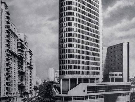 Edifício Itália em mais uma matéria da Veja São Paulo