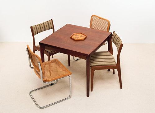 Table de salle à manger Henning Kjaernulf en Palissandre