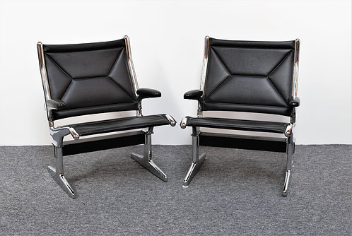 Fauteuils Sling Charles & Ray eames