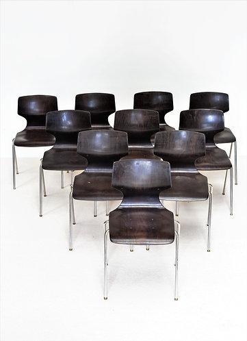 Lot de chaises Pagholz