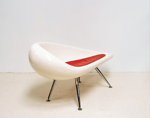 Sofa en fibre de verre
