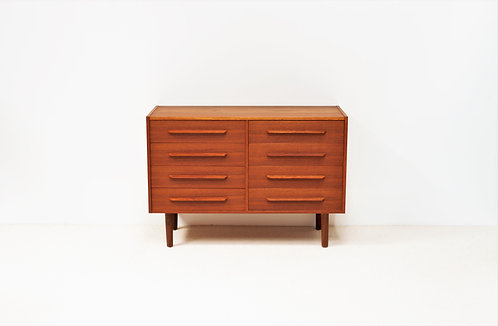 Commode Mid-Century en Teck