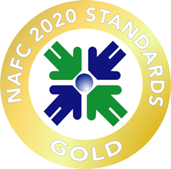 Champaign County Christian Health Center Earned a 2020 Gold Rating from the NAFC