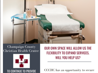2020 Fundraiser to Find CCCHC a Home