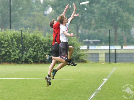 Is Ultimate Frisbee de meest pedagogische sport in Amsterdam?