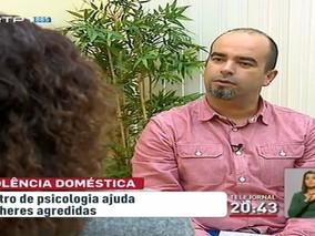 Violência doméstica - Recuperação do trauma e empowerment das vítimas