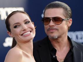 Brad Pitt and Angelina Jolie learning Krav Maga