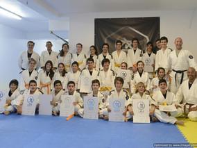LOKHEM KIDS - Seminário de Graduação para faixas amarelas e laranjas
