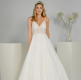 Michelle by Nieve Couture at Lief Bridal